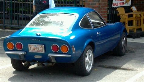 71 Opel Gt by 71 Opel Gt Looking Cars