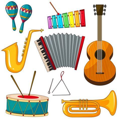 imagenes animadas instrumentos musicales diferentes tipos de instrumentos musicales descargar