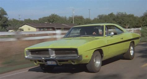 """IMCDb.org: 1969 Dodge Charger R/T 440 in """"Dirty Mary Crazy"""