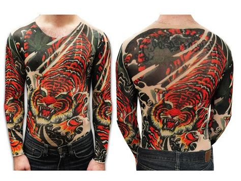 tattoo shirts for men free shipping 2015 new fashion summer unisex vicious tiger