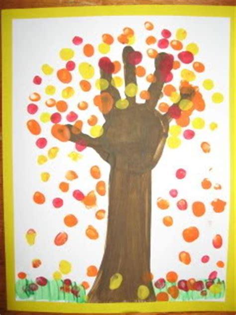 3 handprints tree handprint tree munchkins and