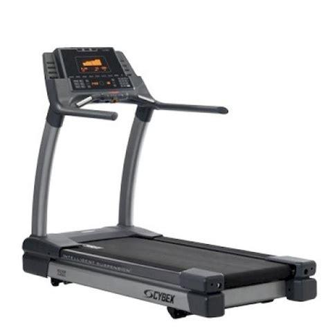 cybex 750t treadmill refurbished primo fitness