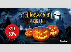 Halloween Special Banners – Festival Collections Free Baby Related Clipart