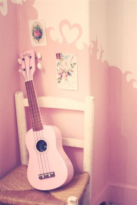 girly guitar wallpaper 17 best images about guitars on pinterest pink guitar