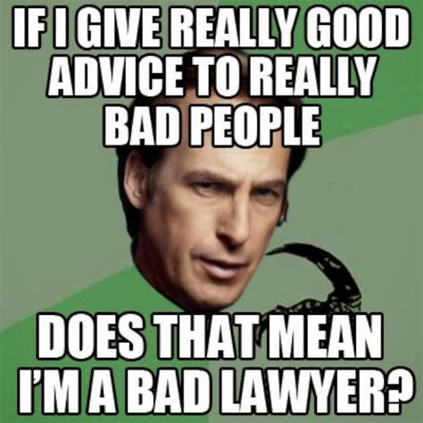 Meme Lawyer - better call saul memes
