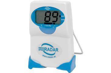 golf radar swing speed sport sensors swing speed radar for golf swing and