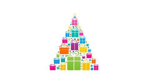 vinilo arbol navidad regalos