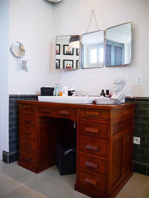 salle de bureau id 233 e d 233 co salle de bains r 233 tro cagne avec un bureau
