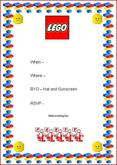 lego party invite legoduploparty lego duplo pin win