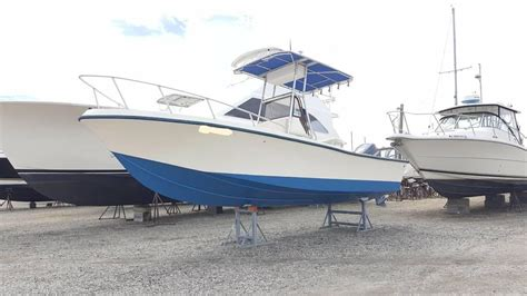 boats for sale long beach island nj 1992 mako 221 yamaha 200 hpdi power boat for sale www