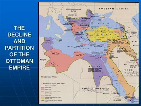 Decline And Fall Of The Ottoman Empire Ppt Modern Era Powerpoint Presentation Id 5467793