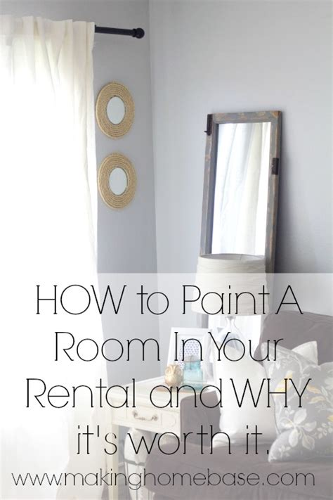 how to decorate a rental home without painting why i bother decorating a rental home