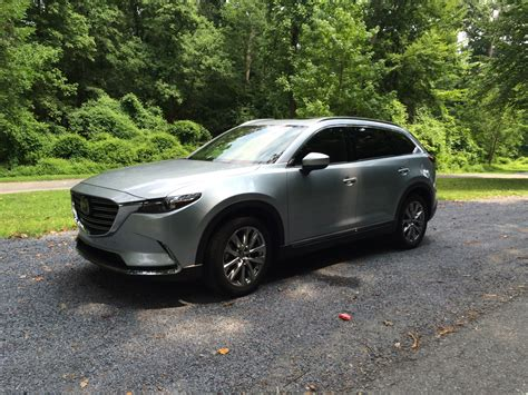 who makes mazda redesigned mazda cx 9 makes the 7 seat crossover look