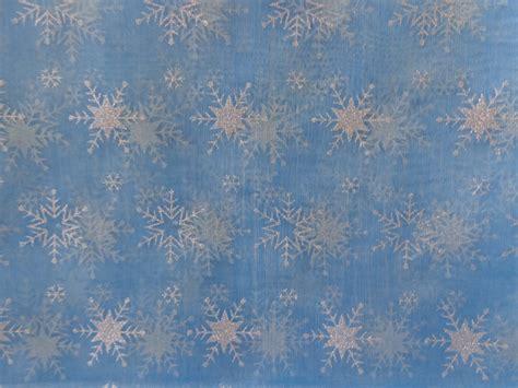 Printable Organza Fabric | mat2 mini snowflake print organza fabric for frozen elsa