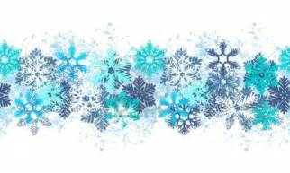 Snowflake clipart border images amp pictures becuo