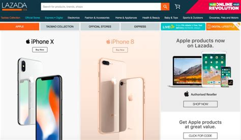 apple authorized reseller indonesia lazada is now an apple authorized reseller in 6 southeast