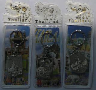 Jual Gantungan Kunci Thailand Untuk Souvenir Terlaris souvenir dari thailand