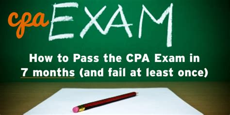 Can You Get Cpa Lisence In Pa With Just Mba by How To Pass The Cpa In 7 Months Thebeancounter