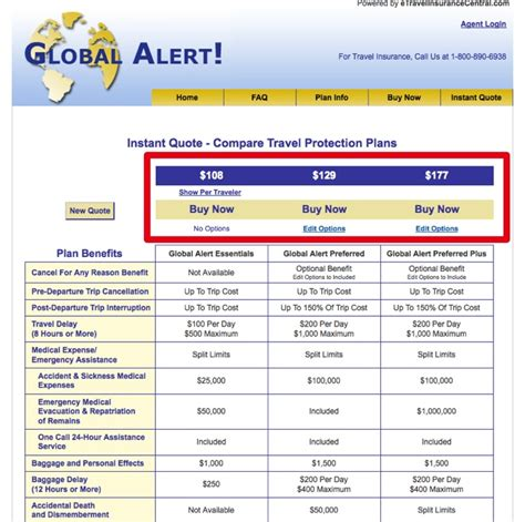 insurance reviews global alert travel insurance reviews insurance quotes and comparison