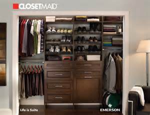 Emerson Closetmaid Brochures Buffalo Closetsbuffalo Closets