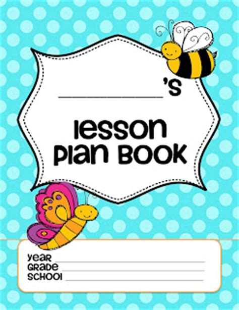 Design Cover Lesson | forever in first lidia s back to school freebies swap