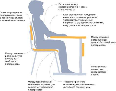 ergonomics furniture design school design guide