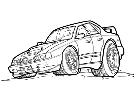 subaru emblem drawing subaru legacy lines by r0tti on deviantart