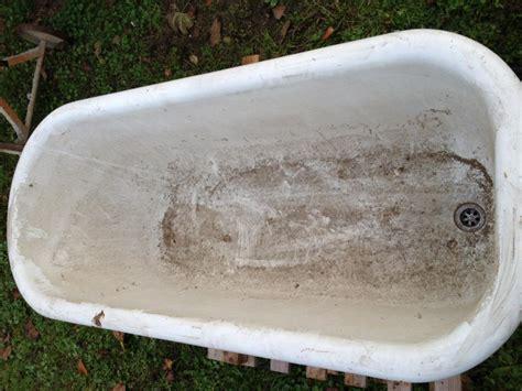 troc echange baignoire ancienne en fonte sur troc