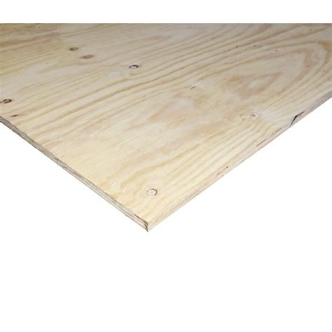 plywood sheet structural softwood plywood ce2 18x1220x2440mm wickes co uk