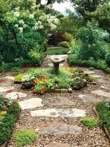 Ideas For Gravel Gardens Outdoor Patio Ideas On Pea Gravel Patio Pea Gravel And Flagstone