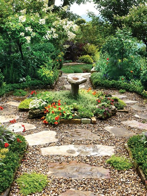 Gravel Backyard Ideas Outdoor Patio Ideas On Pea Gravel Patio Pea Gravel And Flagstone