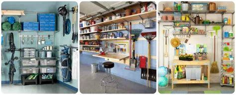 organizing garage on a budget budget friendly garage organization homes