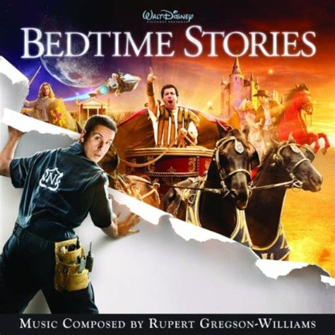 Bed Time Story by Bedtime Stories 2008 Soundtrack From The Motion Picture