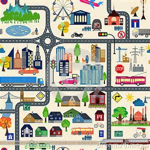 city map generator city map exle elements for