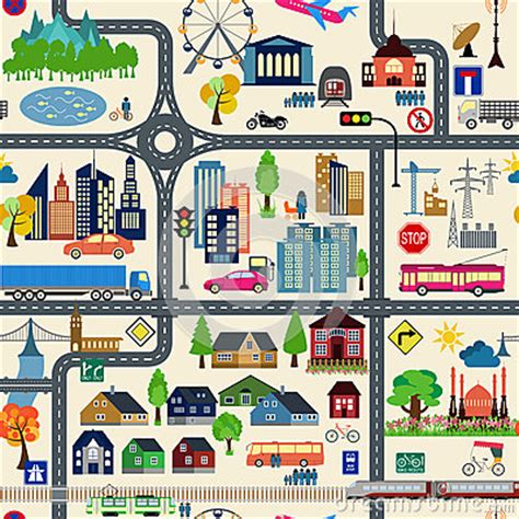 vector map generator city map generator city map exle elements for