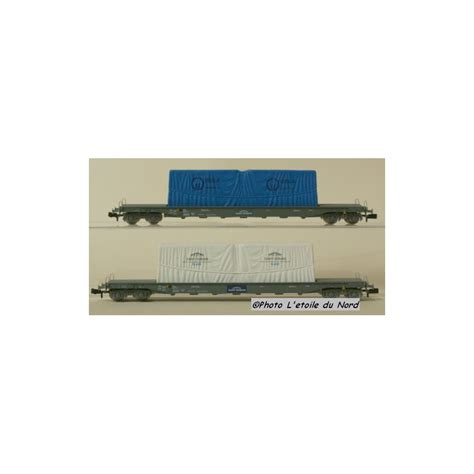 Glass Ls by Lsm Ls Models 60025 Sncf Glass Transport Car N 201 Toile Du