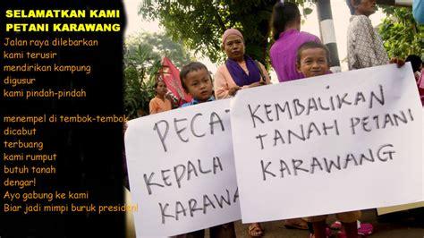 Babad Tanah Jawa Dr Purwadi M Hum petisi 183 selamatkan tanah dan petani tiga desa di kabupaten karawang 183 change org