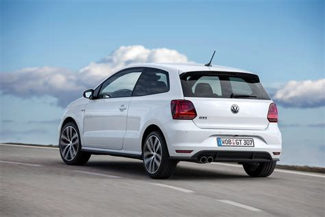 white volkswagen polo 2015 volkswagen polo gti 6r facelift new photos and