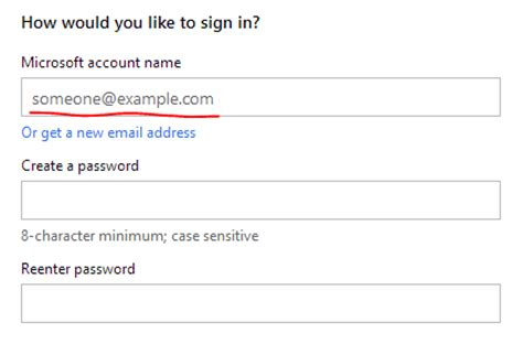 how to create microsoft account microsoft sign up www ischool knowledge base 187 linking your uw email account to