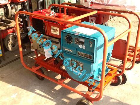 Mesin Las Belt jual mesin las diesel yanmar harga murah jakarta oleh toko deli jaya construction equipment
