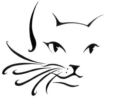 cat silhouette tattoos best 25 cat silhouette tattoos ideas on