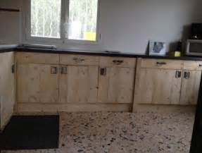 Timber Kitchen Cabinets Pallet Wood Kitchen Cabinets Building