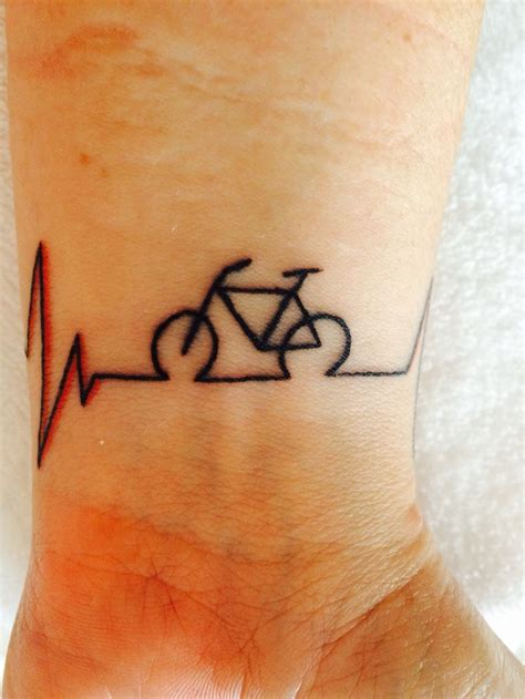 road bike tattoo www imgkid com the image kid has it