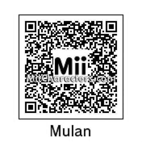 qr code nintendo mii qr codes disney pictures to pin on pinterest