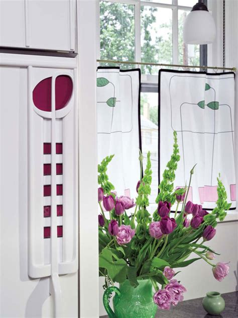 craftsman style curtains easy craftsman era curtains arts crafts homes and the