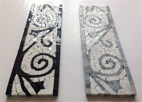 awesome tile borders design ideas in variety of materials