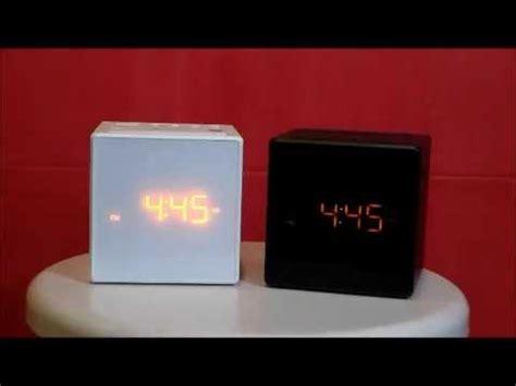 sony icf   mirror lcd auto set alarm clock radio