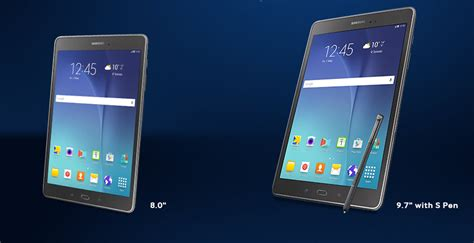 Samsung Tab 8 9 samsung galaxy tab s2 8 0 and tab s2 9 7 get korean certification now even closer to launch