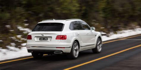 bentley bentayga 2016 2016 bentley bentayga review caradvice