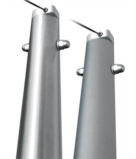 Scheinwerfer Polieren Haltbarkeit by Sonnensegel Masten Sonnensegel Kugelmannsonnensegel